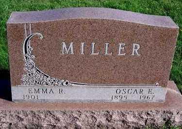 MILLER, OSCAR E. - Sioux County, Iowa | OSCAR E. MILLER