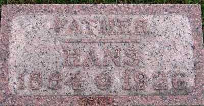 MOELLER, HANS (1854-1926) - Sioux County, Iowa | HANS (1854-1926) MOELLER