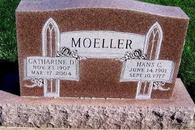 MOELLER, HANS C. - Sioux County, Iowa   HANS C. MOELLER