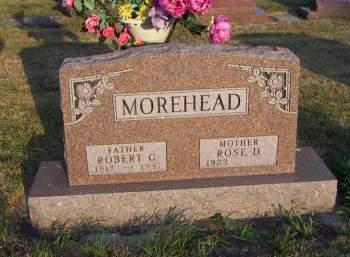 MOORHEAD, ROBERT G. - Sioux County, Iowa | ROBERT G. MOORHEAD