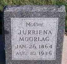 MOORLAG, JURRIENA - Sioux County, Iowa | JURRIENA MOORLAG