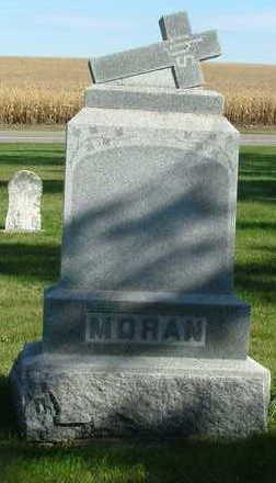 MORAN, HEADSTONE FAMILY - Sioux County, Iowa | HEADSTONE FAMILY MORAN