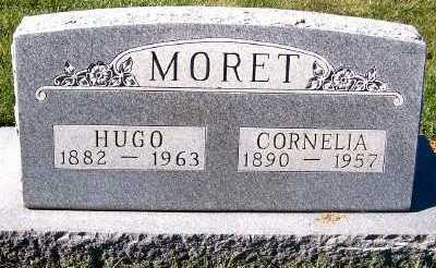 MORET, HUGO - Sioux County, Iowa | HUGO MORET