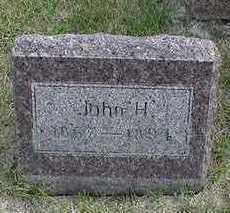 MORET, JOHN H. - Sioux County, Iowa | JOHN H. MORET
