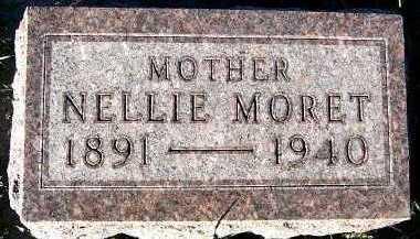 MORET, NELLIE - Sioux County, Iowa | NELLIE MORET