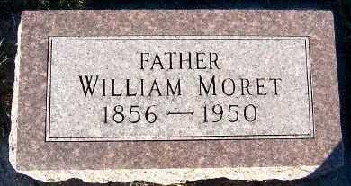MORET, WILLIAM - Sioux County, Iowa | WILLIAM MORET