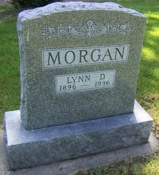 MORGAN, LYNN D. - Sioux County, Iowa | LYNN D. MORGAN