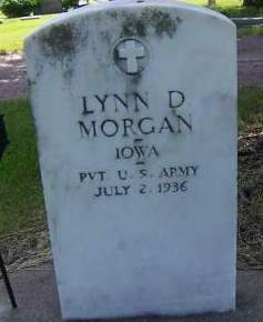 MORGAN, LYNN D. - Sioux County, Iowa | LYNN D. MORGAN