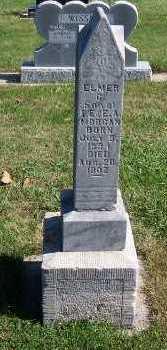 MORGEN, ELMER C. - Sioux County, Iowa | ELMER C. MORGEN