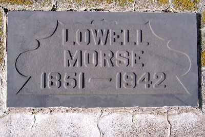 MORSE, LOWELL - Sioux County, Iowa | LOWELL MORSE