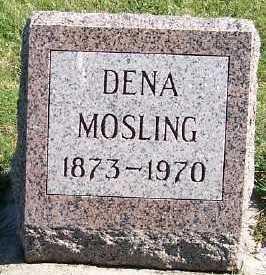 MOSLING, DENA - Sioux County, Iowa   DENA MOSLING