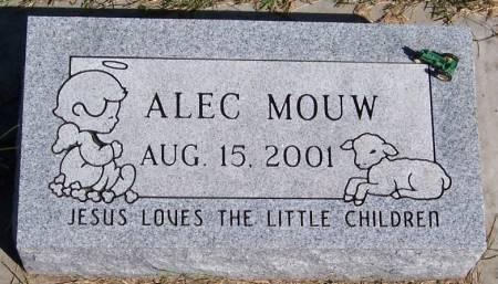 MOUW, ALEC - Sioux County, Iowa | ALEC MOUW