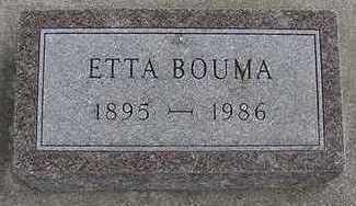 MOUW, ETTA D.1986 - Sioux County, Iowa | ETTA D.1986 MOUW
