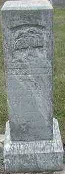 MOUW, JAN  D.1884 - Sioux County, Iowa | JAN  D.1884 MOUW