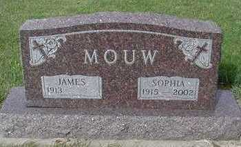 MOUW, JAMES - Sioux County, Iowa | JAMES MOUW