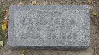 MOUW, LAMBERT A.  D.1945 - Sioux County, Iowa   LAMBERT A.  D.1945 MOUW