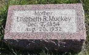 MUCKEY, ELIZABETH - Sioux County, Iowa | ELIZABETH MUCKEY