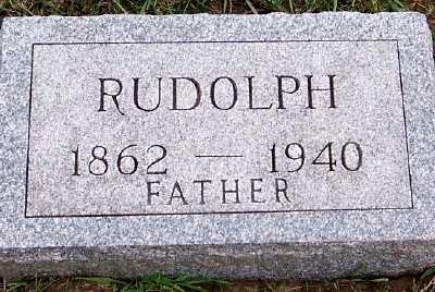 MUEHLENTHALER, RUDOLPH - Sioux County, Iowa   RUDOLPH MUEHLENTHALER