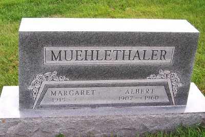 MUEHLETHALER, ALBERT - Sioux County, Iowa | ALBERT MUEHLETHALER