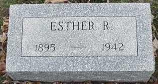 MUELLER, ESTHER R. - Sioux County, Iowa | ESTHER R. MUELLER