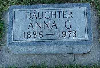 MUILENBURG, ANNA G. - Sioux County, Iowa | ANNA G. MUILENBURG