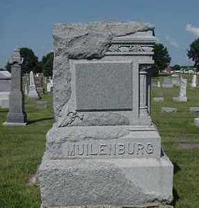 MUILENBURG, HEADSTONE - Sioux County, Iowa | HEADSTONE MUILENBURG