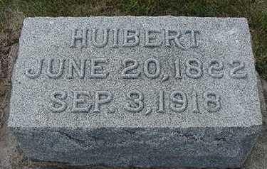 MUILENBURG, HUIBERT - Sioux County, Iowa | HUIBERT MUILENBURG