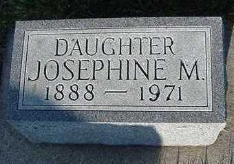 MUILENBURG, JOSEPHINE M. - Sioux County, Iowa   JOSEPHINE M. MUILENBURG