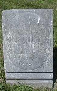 MUILENBURG, JENNIE (CHILD) - Sioux County, Iowa | JENNIE (CHILD) MUILENBURG