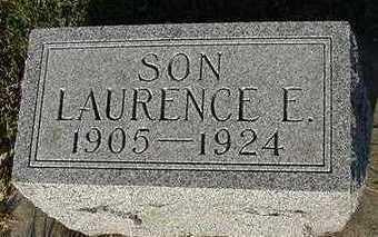 MUILENBURG, LAURENCE E. - Sioux County, Iowa | LAURENCE E. MUILENBURG
