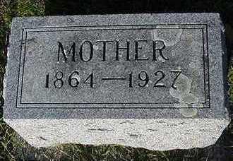 MUILENBURG, MOTHER - Sioux County, Iowa | MOTHER MUILENBURG