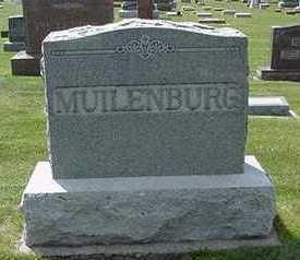 MUILENBURG, PETER - Sioux County, Iowa | PETER MUILENBURG