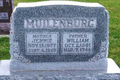 MUILENBURG, JENNIE - Sioux County, Iowa | JENNIE MUILENBURG