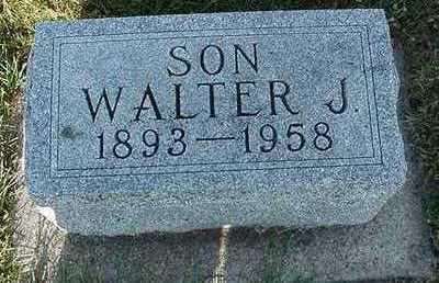 MUILENBURG, WALTER J. - Sioux County, Iowa | WALTER J. MUILENBURG