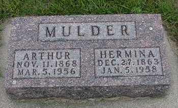 MULDER, HERMINA - Sioux County, Iowa | HERMINA MULDER