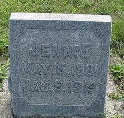 MULDER, JENNIE  D.1919 - Sioux County, Iowa | JENNIE  D.1919 MULDER