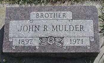 MULDER, JOHN R. - Sioux County, Iowa | JOHN R. MULDER