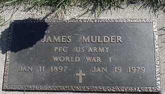 MULDER, JAMES  D.1979 - Sioux County, Iowa | JAMES  D.1979 MULDER
