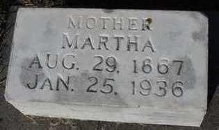 MULDER, MARTHA - Sioux County, Iowa | MARTHA MULDER