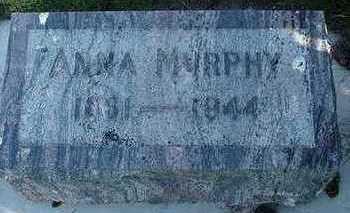 MURPHY, ANNA - Sioux County, Iowa | ANNA MURPHY