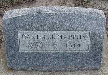 MURPHY, DANIEL J. - Sioux County, Iowa | DANIEL J. MURPHY
