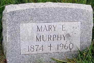 MURPHY, MARY E. - Sioux County, Iowa | MARY E. MURPHY