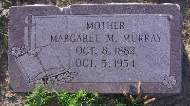 MURRAY, MARGARET M. - Sioux County, Iowa | MARGARET M. MURRAY