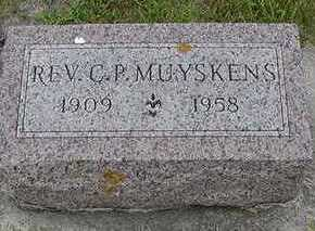 MUYSKENS, C. P. REV. - Sioux County, Iowa | C. P. REV. MUYSKENS