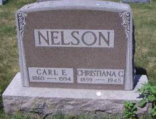 NELSON, CHRISTIANA  C. - Sioux County, Iowa | CHRISTIANA  C. NELSON