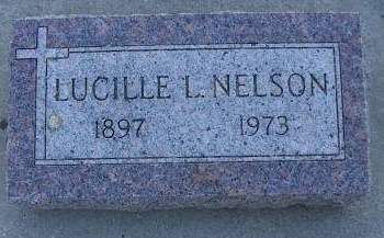 NELSON, LUCILLE L. - Sioux County, Iowa | LUCILLE L. NELSON
