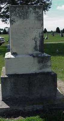 NEWELL, WILLIAM JAMES - Sioux County, Iowa | WILLIAM JAMES NEWELL