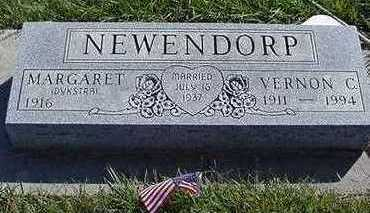 NEWENDORP, MARGARET (MRS. VERNON) - Sioux County, Iowa | MARGARET (MRS. VERNON) NEWENDORP