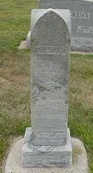 NILSON, GERTIE  (MRS. JAN) - Sioux County, Iowa | GERTIE  (MRS. JAN) NILSON