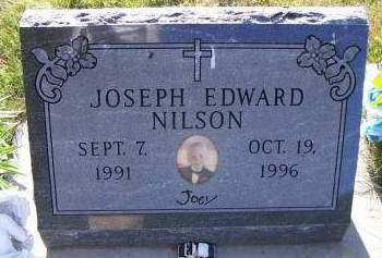NILSON, JOSEPH EDWARD - Sioux County, Iowa | JOSEPH EDWARD NILSON
